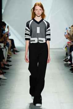 Lacoste Spring 2015 RTW – Runway – Vogue