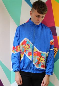 Tola vintage new harrington bomber jacket | ASOS Marketplace Men's ...