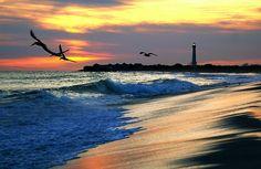 Sunset Beach - Cape May, NJ