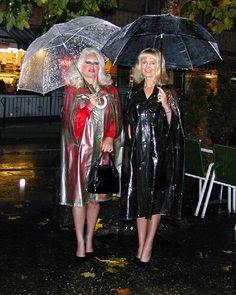 Vinyl Raincoat, Pvc Raincoat, Plastic Raincoat, Kate Spade Umbrella, Rain Bonnet, Capes & Ponchos, Rain Cape, Rain Suit, Senior Photos Girls
