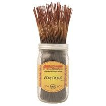 Vintage™ - A warm woody fragrance with mellow notes of patchouli, smoky amber and Moroccan tobacco.