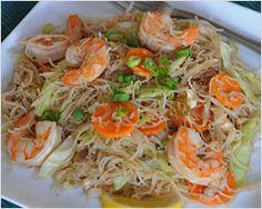 Pancit Bihon Recipe (Filipino Fried Rice Noodles) | Easy Asian Recipes at RasaMalaysia.com - Page 2