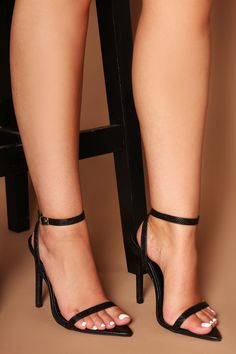 Lucia Pointed Toe Strappy Heels in Black Vegan Snake Leather Pointed Toe Heels, Strappy Heels, High Heels, Women's Heels, Light Blue Roses, Shoes Uk, Khaki Green, Beautiful Legs, Leather Material