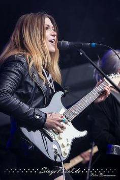 Larkin Poe at Shoeppingen, Photo by Peter Bernsmann, All rights Reserved