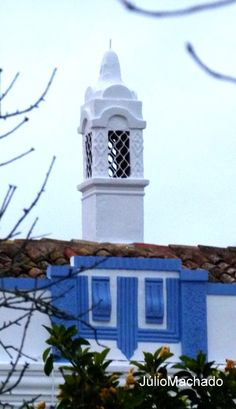 Chaminé dos anos 30 Algarve, Weather Vanes, Moorish, Portuguese, Brick, Folk, 1, Houses, Traditional