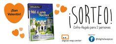 ¡SORTEO COFRE WONDERBOX!#SORTEO para #SANVALENTIN ¡Participa y gana una estadía para 2 personas!