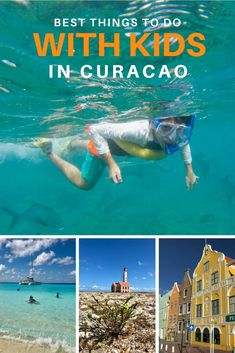 Best Things to Do in Curacao with Kids #RightNowInCuracao