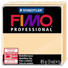 Fimo Professional CHAMPAGNE N°02 - 85g - Place des loisirs