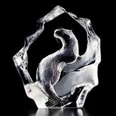 Wildlife Otter / Utter - Mats Jonasson Målerås Sweden