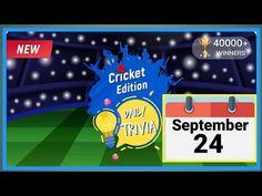 Flipkart Daily Trivia Quiz | Today Flipkart Trivia Answers | 24 September 2020 | Flipkart Daily Quiz - YouTube