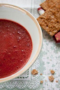 Пряный свекольный суп-пюре Вот это вкусно! Постные рецепты.
