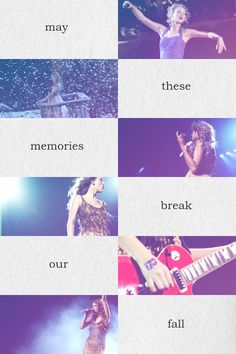 """""""Long live the walls we crashed through I had the time of my life with youuuu.."""""""