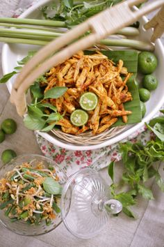 Ayam Pelalah, Balinese Chicken. A travel recipe for our Extraordinary Cultures trip. See the itinerary here: http://tcsandsq.com/ExtraordinaryCultures2.php