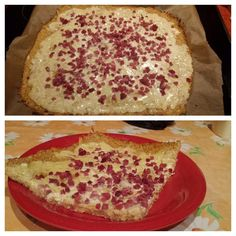Zu so später Stunde hatte ich noch diesen Flammkuchen aus Blumenkohlboden. War echt sehr lecker  ein toller Ersatz zum Original #cleaneating #fitnessfood #delicious #einfachlecker #lowcarb by saeli__