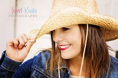 Sweet Kisses Photography » Geneva, IL Photography - Specializing in Couples, Maternity, Newborn, Children & Family Photography - (graduate, cowboy hat)