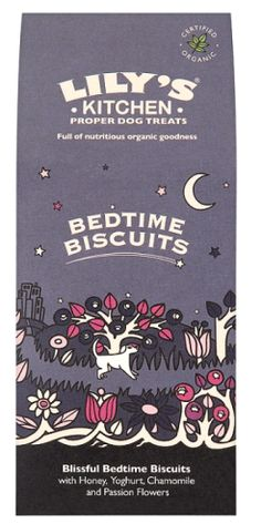 £3.01 Lily's Kitchen Organic Bedtime Dog Biscuits 150g