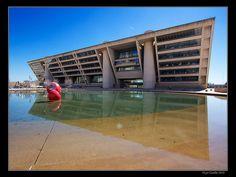The once home of the Republic Senate... Why it's in Dallas, I have no idea...