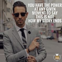 """81 Likes, 6 Comments - Your Success Is Our Goal (@risebeyond.fam) on Instagram: """"You have the power at any given moment to say this is not how my story ends. - : respective owner"""""""