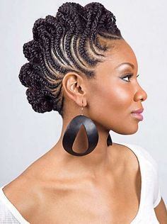 African hairstyles //  #African #Hairstyles