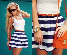 Nautical Style #summer100