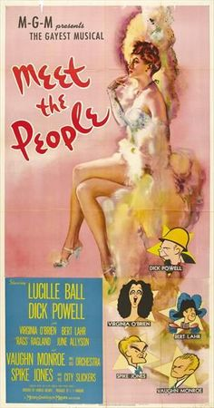 Meet the People - Lucille Ball (1944)