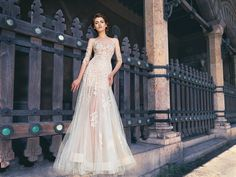 The FashionBrides is the largest online directory dedicated to bridal designers and wedding gowns. Find the gown you always dreamed for a fairy tale wedding. Gowns With Sleeves, Bridal Collection, Wedding Gowns, Wedding Planning, Formal Dresses, Hair, Beautiful, Weddings, Christmas