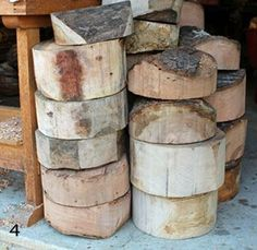 Whether I am making a salad bowl or large hollow form, there is a lot more involved beyond the actual turning. This page describes how to turn a standing tree into a working piece. Wood for…