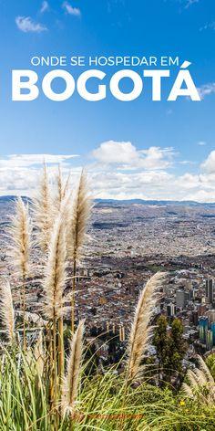 Onde ficar em Bogotá: os melhores bairros da capital da Colômbia. existem duas grandes regiões hoteleiras na cidade, o Centro e o distrito de Chapinero, no norte da capital, que têm padrões de hospedagem distintos. Os principais bairros com ofertas de hospedagem em Bogotá são: Na região central: La Candelaria e Santa Fé – O centro comercial (mas evite os hotéis daqui) No distrito de Chapinero: A Zona G, A Zona Rosa e Zona T, O Parque de la 93