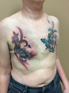 1000 images about mastectomy tattoos on pinterest for Tattooed nipples after reconstruction