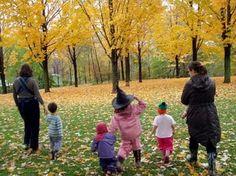 Halloween (Withrow Park, Toronto )