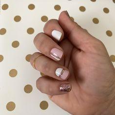 Makeup Geek, Skin Makeup, Mani Pedi, Manicure, Vip Nails, French Colors, Nail Polish Strips, Color Street Nails, Nails Inspiration