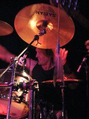 John Forbes (formerly of The HipShooters) recorded all drum parts for Keri McInerney on her album Stay. John is a serious rock/blues drummer and is held in high esteem by his peers