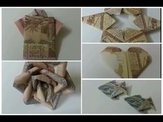 Diy rose dollars money origami flower gift bills paper tutorial diy rose dollars money origami flower gift bills paper tutorial simple and fast money rose from 5 dollar bills only folded or mightylinksfo