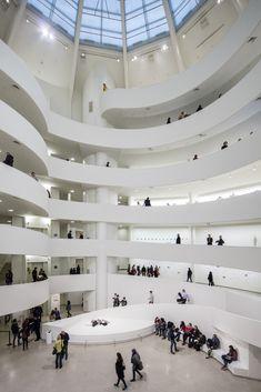 Galería de Galería: Museo Solomon R. Guggenheim de Frank Lloyd Wright por Laurian Ghinitoiu - 18