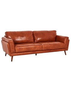 Casaroma Hendrix 3 Seater Sofa, Cognac product photo