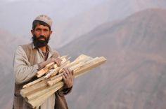 Panshir Valley, Afghanistan