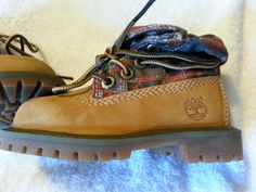Check out New Timberland Wheat Roll Top boots Toddler size 5  #Timberland #Boots http://www.ebay.com/itm/-/131319215517?roken=cUgayN&soutkn=kYkRQN via @eBay