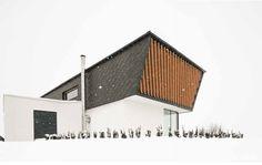 Casa in legno moderna e in armonia: che sogno! | Casa Naturale