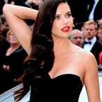 Adriana Lima is listed (or ranked) 43 on the list The Most Beautiful Women In Hollywood