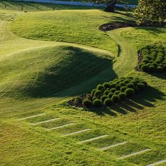 Nick's Head Station Homestead, Gisborne, New Zealand; Nelson Byrd Woltz Landscape Architects.