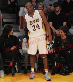 KOBE'S CHICAS!! Kobe Bryant's DAUGHTER . . . His WIFE . . . And His MOTHER-IN-LAW . . . All Attended His Latest GAME!!!