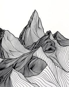 Pin by morgan djinn on doodles/sketches in 2019 art sketches, abstract line Art Sketches, Art Drawings, Abstract Drawings, Tattoo Sketches, Stylo Art, Arte Sketchbook, Abstract Line Art, Pen Art, Art Plastique