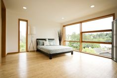 What Is Strand Woven Bamboo Flooring?