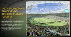 Fifa teme manipulação de resultados e não descarta cancelar jogos da Copa - Notícias - UOL Copa do Mundo 2014