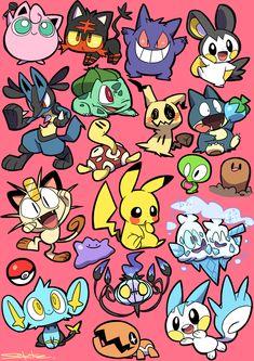 art of sakiko Graffiti Doodles, Graffiti Drawing, Graffiti Lettering, Pokemon Tattoo, O Pokemon, Pokemon Fan Art, Cartoon Drawings, Easy Drawings, Collage Mural