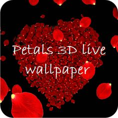 Live wallpaper Petals 3D will fulfill screen of your device bright & luscious colors, add in your life romantic atmosphere & inspiratio, Sensitive petals of flowers will enhance your mood & make you smile! There are advertisements in app! The app is an android wallpaper app developed by SkyDivers. We previously reviewed SkyDivers wallpaper apps which always amazing. It feature beautiful flower petals with the 3D effect.
