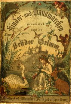 """The Brothers Grimm [NOTE II: ...And more often than not, are they found to partner w/ the fairest white after inter-cultural relationship drama. #fin] *****you too have noticed how they [the men] copy us [out of jealousy]: """"If I had her hair color, then my wife would have been faithful."""" #lmao [Basically, LIGHT-SKINNED women cannot benefit from any trauma in which they are to be catered to on account of being """"the darker-skinned"""". I told you, THOSE PEOPLE ARE SPOILED ROTTEN.]"""