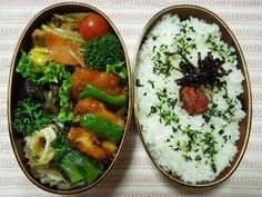 chilli fish bento box