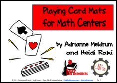 FREE E-Book of Playing Card Mats
