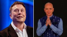 """Tesla CEO, Elon Musk is now the richest person in the world, with a net worth of more than $185 billion. An increase in his company's share price on Thursday January 7, pushed Musk past Jeff Bezos, who had been the richest person since 2017 and is currently worth about $184 billion. Reacting to the news, Musk tweeted: """"How strange. Well, back to work ..."""" Tesla Ceo, Richest In The World, January 7, Share Prices, Elon Musk, Back To Work, Net Worth, Celebrity News, Gossip"""